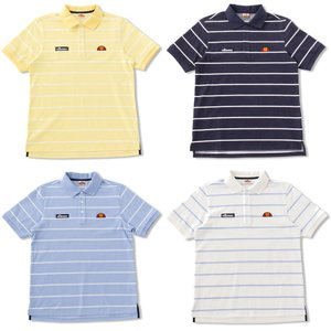 エレッセ Ellesse テニスウェア ユニセックス ヘリテージ ポロシャツ EE07230|kpi24