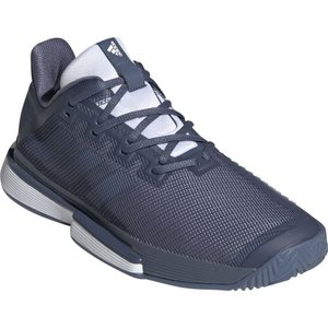 アディダス adidas テニスシューズ メンズ SoleMatch Bounce M オールコート用 EE9562|kpi24