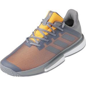アディダス adidas テニスシューズ メンズ SOLEMATCH BOUNCE M オールコート用 EF0572 10月中旬発売予定※予約|kpi24