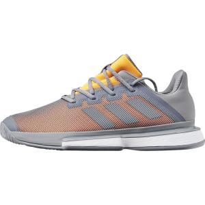 アディダス adidas テニスシューズ メンズ SOLEMATCH BOUNCE M オールコート用 EF0572|kpi24|02