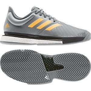 アディダス adidas テニスシューズ メンズ SOLECOURT BOOST M ソールコートブースト オールコート用 EF2067 10月中旬発売予定※予約|kpi24
