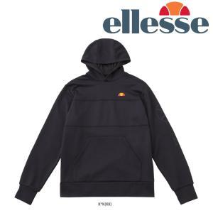 エレッセ Ellesse テニスウェア メンズ プラクティススウェットフーディ EM38300 2018FW kpi24