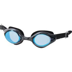 エレッセ Ellesse 水泳ゴーグル レディース ゴーグル 女性用ミラーレンズ  ESC1601L-K kpi24
