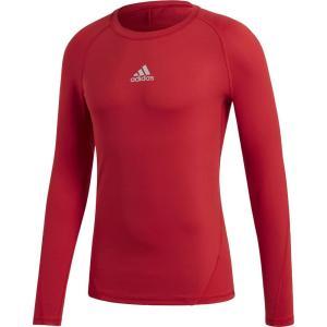 アディダス adidas サッカーウェア メンズ ALPHASKIN TEAM ロングスリーブシャツ EVN55-CW9490 2018SS kpi24
