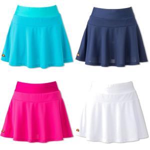 エレッセ Ellesse テニスウェア レディース クールドットスカート EW29107 2019SS|kpi24