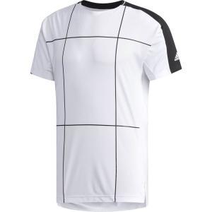 アディダス adidas テニスウェア メンズ MEN RULE#9 GAME Tシャツ EYW21-CZ0541 2018FW kpi24