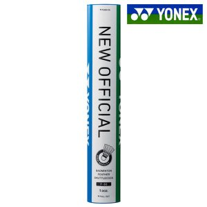 『即日出荷』YONEX ヨネックス 「1ダース単位」「ニューオフィシャル F-80」シャトルコック|kpi24