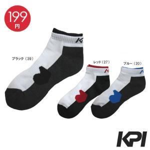 KPI ケイピーアイ 「Men's メンズアンクルソックス F13P08」テニスウェア KPIオリジナル商品『即日出荷』|kpi24