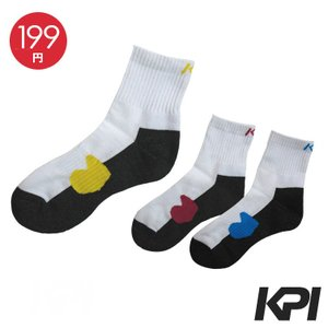 KPI ケイピーアイ 「Ladies' レディースショートソックス F13P11」テニスウェア KPIオリジナル商品『即日出荷』|kpi24