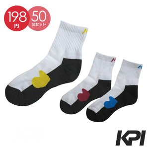 「50足セット」KPI ケイピーアイ 「Ladies' レディースショートソックス F13P11」テニスウェア KPIオリジナル商品『即日出荷』|kpi24