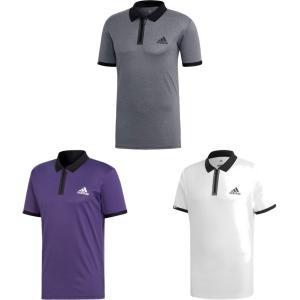 アディダス adidas テニスウェア メンズ TENNIS ESCOUADE POLO ポロシャツ FRO40 2019SS|kpi24