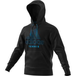 アディダス adidas テニスウェア メンズ TENNIS GRAPHIC HOODY FRO51 2019SS kpi24 02