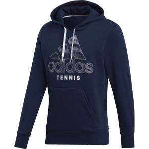 アディダス adidas テニスウェア メンズ TENNIS GRAPHIC HOODY FRO51 2019SS kpi24 04