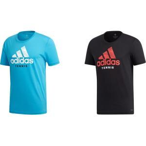 アディダス adidas テニスウェア メンズ TENNIS GRAPHIC TEE FSR53 2019SS kpi24
