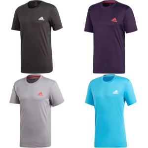 アディダス adidas テニスウェア メンズ TENNIS ESCOUADE TEE Tシャツ FVU94 2019SS|kpi24
