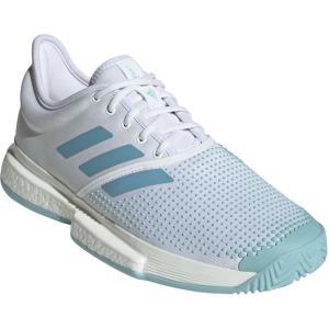 アディダス adidas テニスシューズ メンズ SoleCourt Boost M MC ソールコートブースト マルチコート G26295|kpi24
