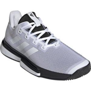 アディダス adidas テニスシューズ メンズ SoleMatch Bounce M オールコート用 G26602|kpi24