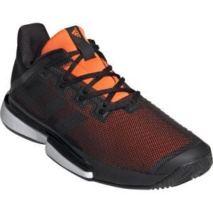 アディダス adidas テニスシューズ メンズ SoleMatch Bounce M オールコート用 G26605|kpi24