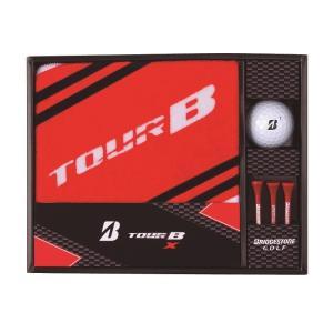 ブリヂストン BRIDGESTONE TOUR B ゴルフギフト  TOURBXボールギフト G7B1R|kpi24