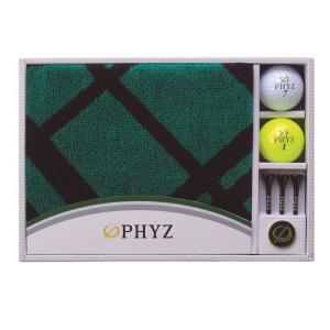 ブリヂストン BRIDGESTONE PHYZ ゴルフギフト  ボールギフト2000 G7PH20|kpi24