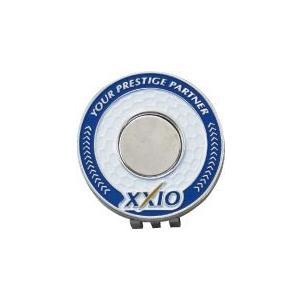 ダンロップ DUNLOP ゼクシオ XXIO ゴルフアクセサリー  チップマーカー&クリップ  GGF-15315|kpi24