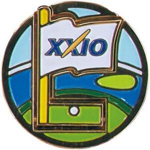 ダンロップ DUNLOP ゼクシオ XXIO ゴルフアクセサリー  スタンドアップマーカー  GGF-15319|kpi24