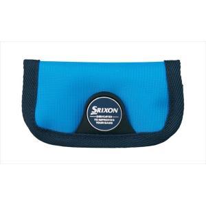 ダンロップ DUNLOP スリクソン SRIXON ゴルフアクセサリー  携帯ボールクリーナー マーカー付キ   GGF-15326|kpi24