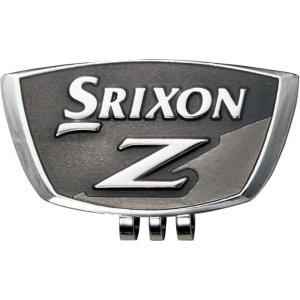 ダンロップ DUNLOP スリクソン SRIXON ゴルフアクセサリー  ポケットマーカー&クリップ  GGF-20412|kpi24