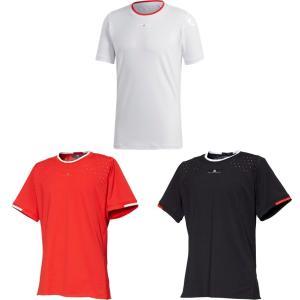 アディダス adidas テニスウェア メンズ aSMC アディダス バイ ステラ マッカートニー CREW TEE クルーTシャツ GHR53 2019FW|kpi24