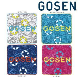 ゴーセン GOSEN テニスアクセサリー  ハンドタオル K1800|kpi24