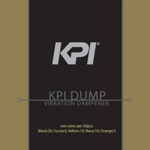 『即日出荷』 KPI ケイピーアイ 「KPI DUMP 振動止め 50個入セット KAC103a」 KPIオリジナル商品|kpi24