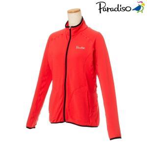 パラディーゾ PARADISO テニスウェア レディース ジャケット KCL15M 2018FW|kpi24