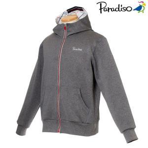 パラディーゾ PARADISO テニスウェア メンズ ジャケット KCM07M 2018FW|kpi24