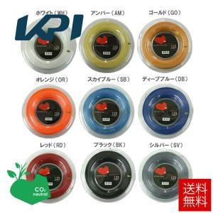 「均一セール」KPI ケイピーアイ 「KPI PRO TOUR 1.23 KPIプロツアー1.23 KPI123 200mロール」硬式テニスストリング ガット  KPIオリジナル商品 『即日出荷』|kpi24