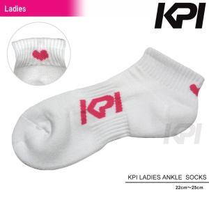 テニスウェア レディース ケイピーアイ KPI Ladie's レディースアンクルソックス KPIS200 即日出荷|kpi24