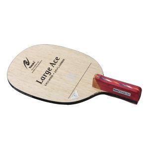 Nittaku ニッタク [ラージエース R 丸  NC0175]卓球ラケット|kpi24