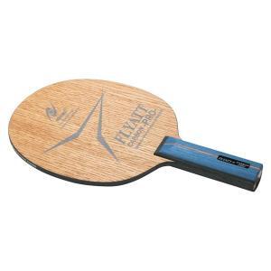 Nittaku ニッタク [フライアットカーボンプロ NC0370]卓球ラケット|kpi24