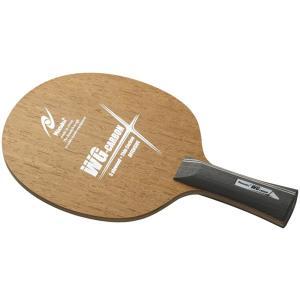 Nittaku ニッタク [「卓球 シェークラケット」 WGカーボン FL NC0427]卓球ラケット|kpi24