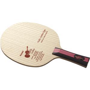 ニッタク Nittaku 卓球ラケット   卓球 シェークラケット  バイオリンカーボンFL NC0432|kpi24