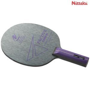 ニッタク Nittaku 卓球ラケット  卓球 シェークラケット FACTIVE CARBON ST NC0433|kpi24