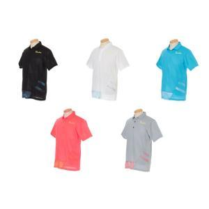 パラディーゾ PARADISO テニスウェア メンズ 半袖シャツ NCM01A 2019SS[ネコポス可]|kpi24