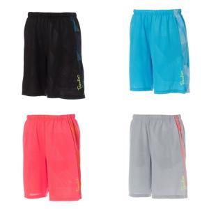 パラディーゾ PARADISO テニスウェア メンズ ショートパンツ NCM01S 2019SS[ネコポス可]|kpi24