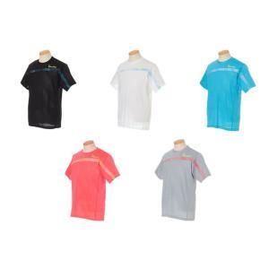 パラディーゾ PARADISO テニスウェア メンズ 半袖シャツ NCM02A 2019SS[ネコポス可]|kpi24