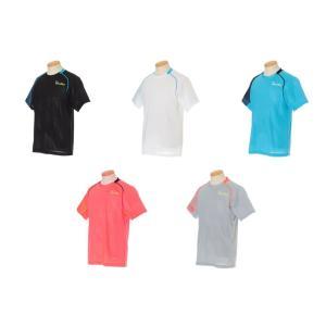 パラディーゾ PARADISO テニスウェア メンズ 半袖シャツ NCM03A 2019SS[ネコポス可]|kpi24