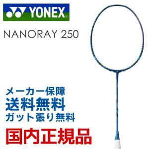 ヨネックス YONEX バドミントンバドミントンラケット  NANORAY 250  ナノレイ250  NR250-566|kpi24