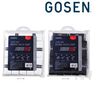 GOSEN ゴーセン 「エクストラタックグリップ 12個入 OG111BX12」グリップテープ|kpi24