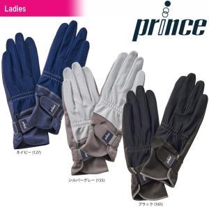 プリンス Prince テニス手袋・グローブ レディース 穴開きロンググローブ PG957[ネコポス可]|kpi24