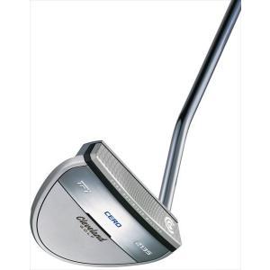 ダンロップ DUNLOP クリーブランド CLEVELAND ゴルフクラブ  TFI2135 SATIN CERO パター PTFISCRJP|kpi24