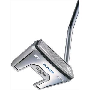 ダンロップ DUNLOP クリーブランド CLEVELAND ゴルフクラブ  TFI2135 SATIN ELEVADO パター PTFISEVJP|kpi24