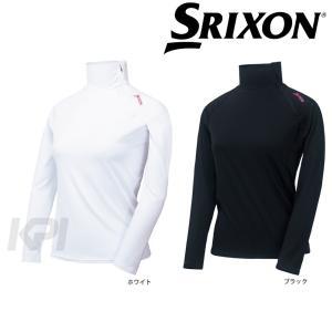 「2017新製品」SRIXON スリクソン 「レディース UVカットアンダーウェア 長袖ハイネック SAC-085」|kpi24